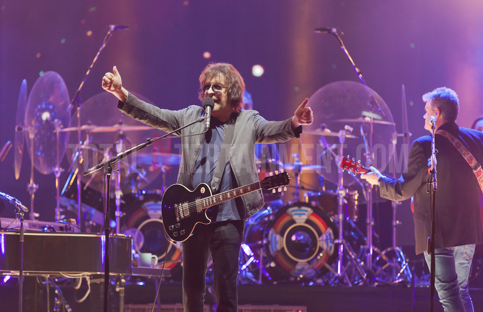 Jeff Lynne, ELO, First Direct Arena, Leeds, Jo Forrest, Review, TotalNtertainment