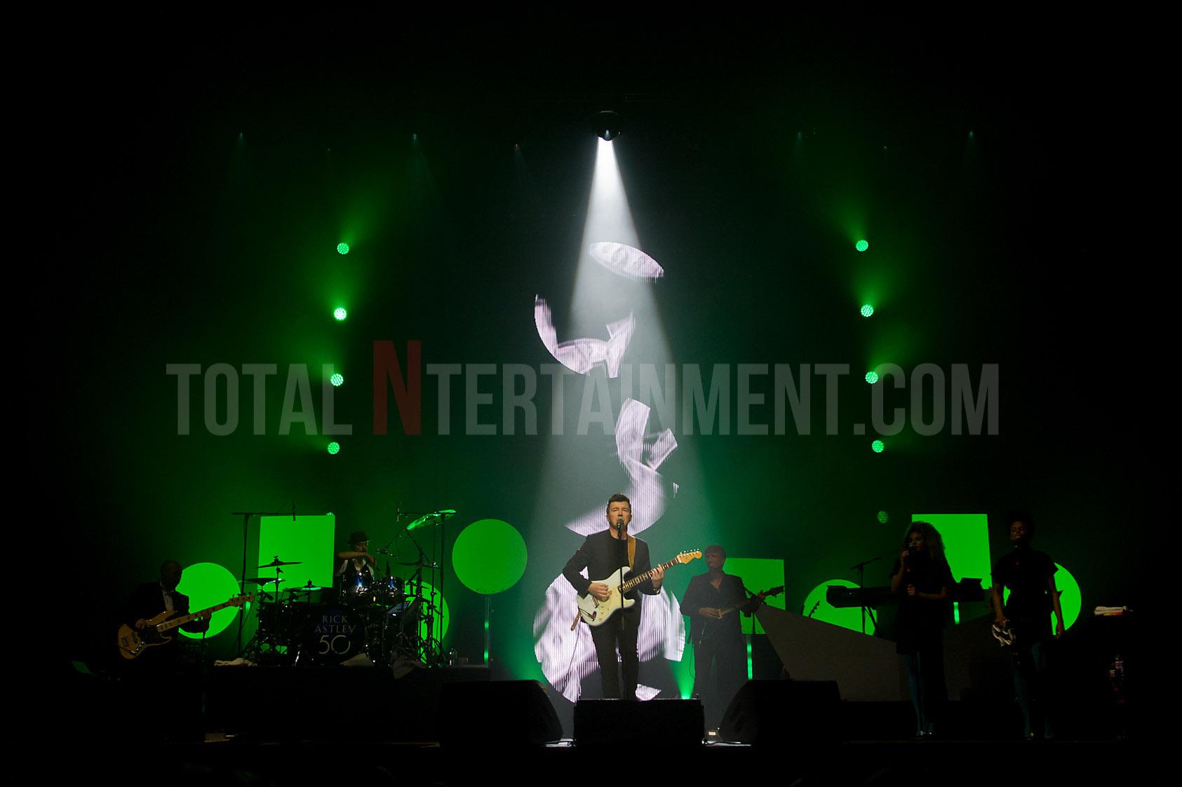 Rick Astley, Liverpool, Concert, Live Event