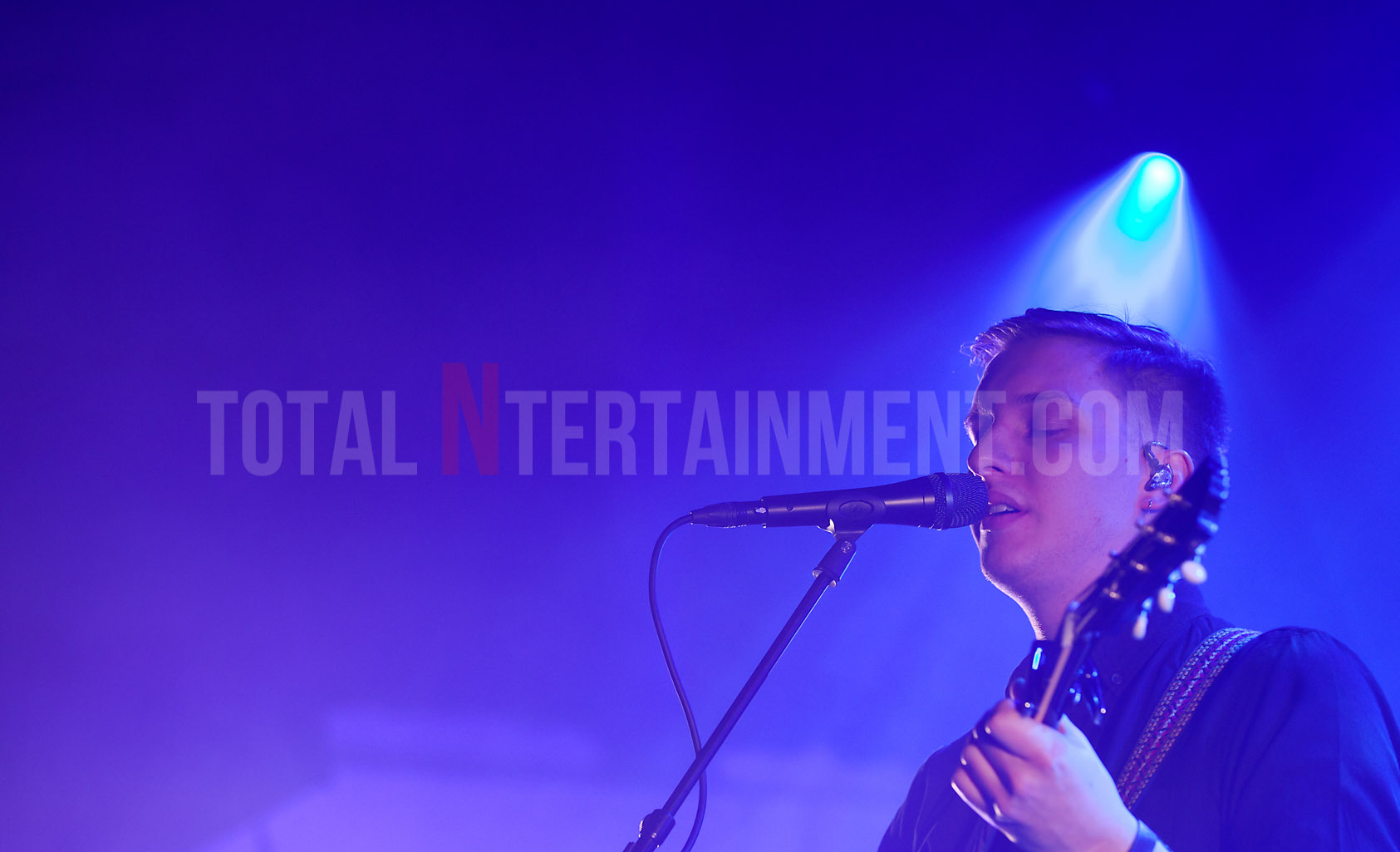 George Ezra, Liverpool, Mountford Hall, Jo Forrest, TotalNtertainment, Review