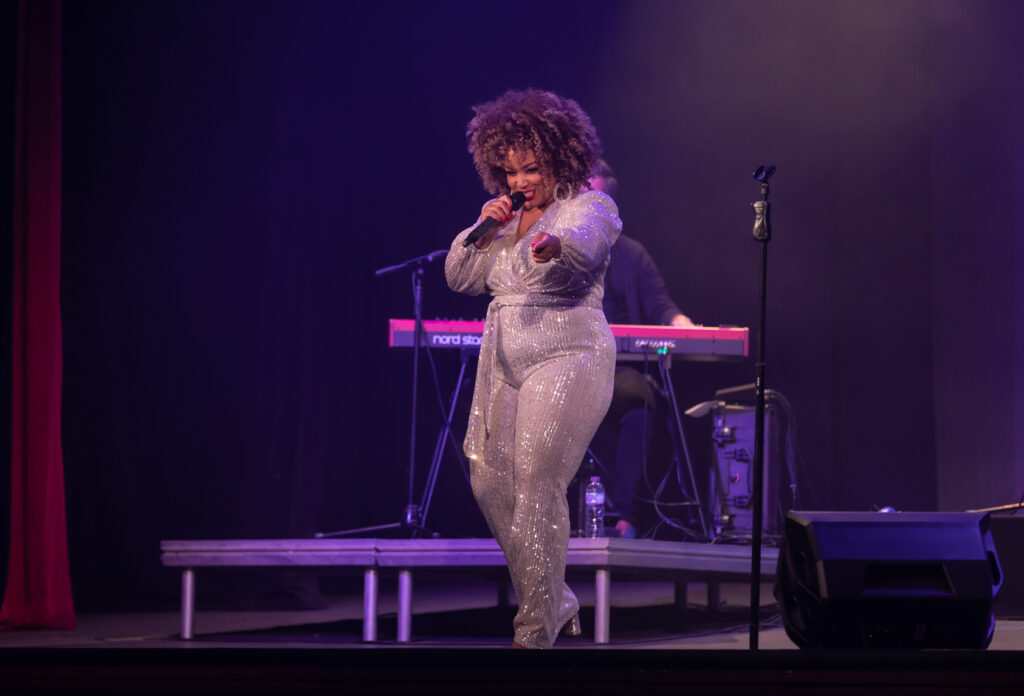Marisha Wallace, Music News, Live Event, Jo Forrest, TotalNtertainment, Kings Hall, Ilkley, Tour, West End