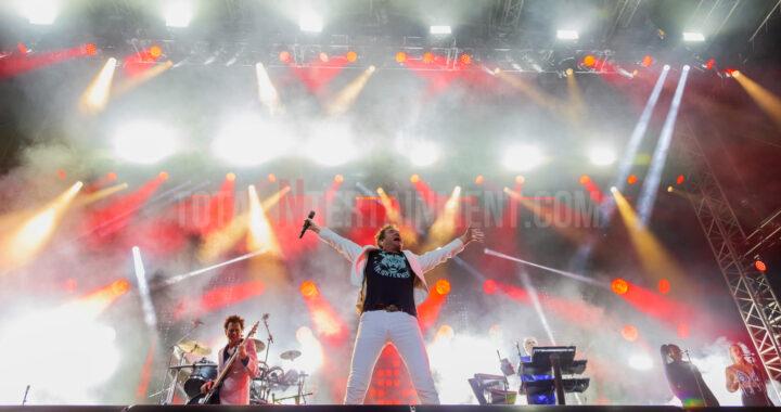 Duran Duran live at Scarborough Open Air Theatre