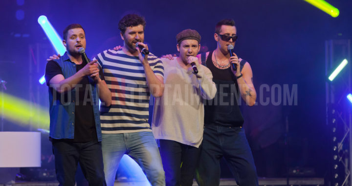 Re-Take That talk to TotalNtertainment in York
