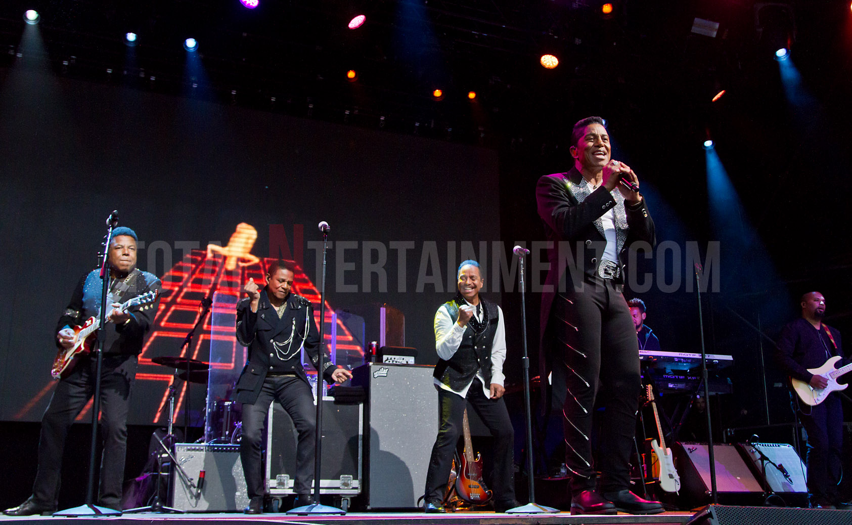 The Jacksons, Haydock, Concert, Live Event