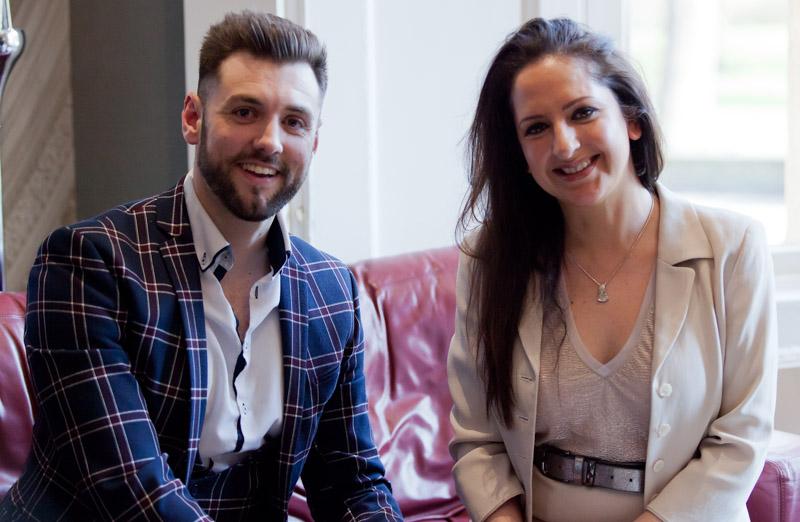 Lisa Byrne, Ryan Swain, TotalNtertainment, Theatre, Interview