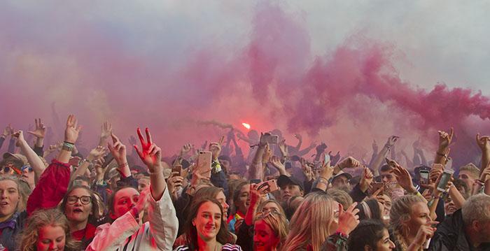 5 Festivals, Leeds Festival, Music TotalNtertainment, EJ Scanlan