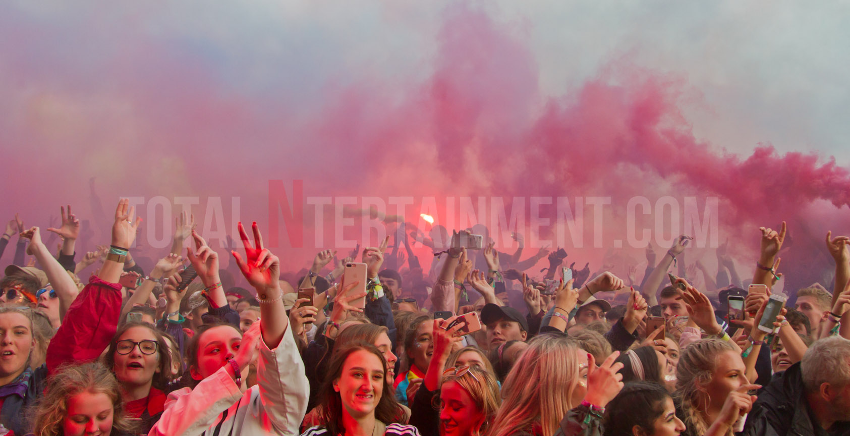Leeds Festival, Crowd, Review, Jo Forrest, TotalNtertainment, RandL2018