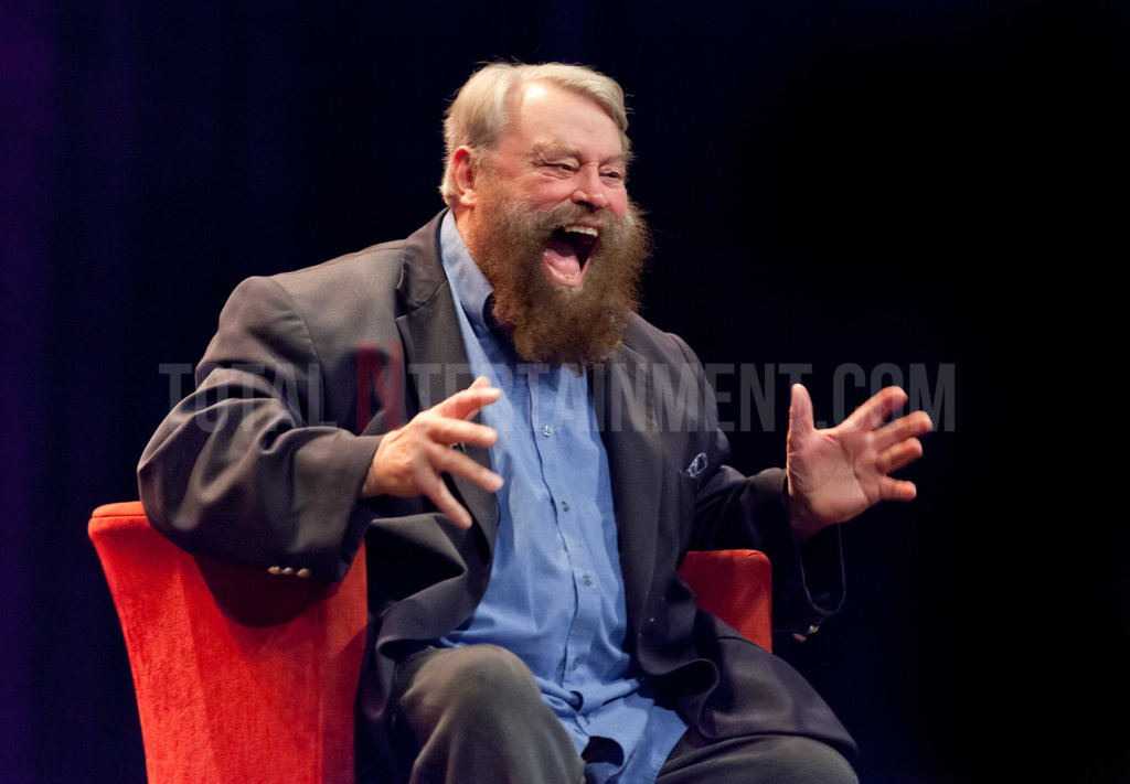 Brian Blessed, Theatre, York, Jo Forrest, Review, TotalNtertainment