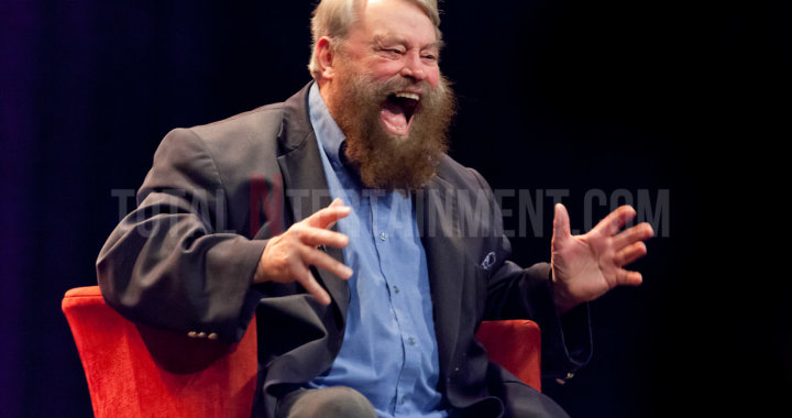 An Evening in York with the Iconic Brian Blessed