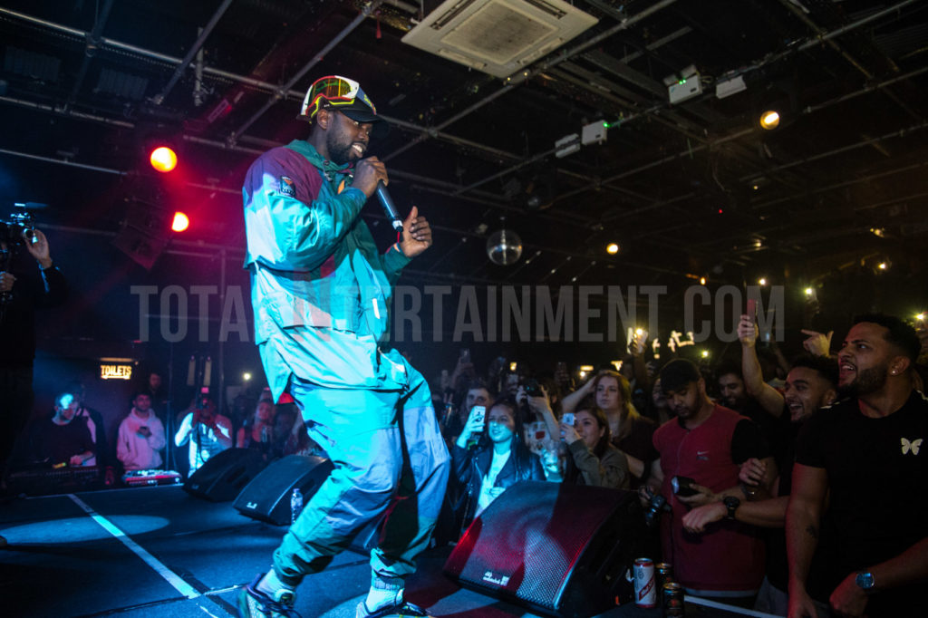 Ghetts, Manchester, Christopher James Ryan, Music, Review, TotalNtertainment