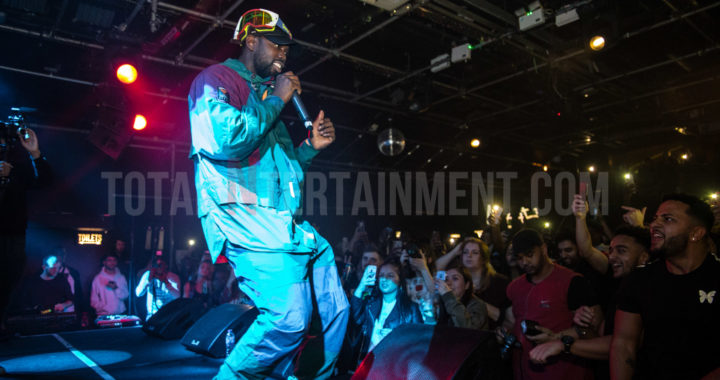 Ghetts gets grimey in Manchester