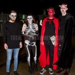 Vevo Halloween Ball, Manchester, Costume, Music event