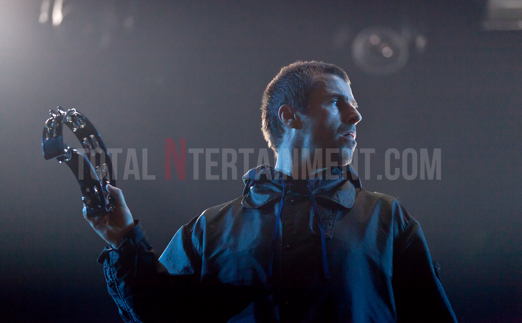 Liam Gallagher's wild homecoming at Manchester Arena