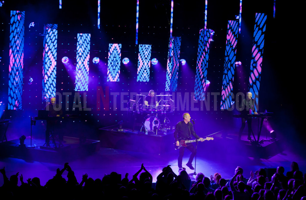 OMD, York Barbican, Music, Review, Jo Forrest, TotalNtertainment, Tour