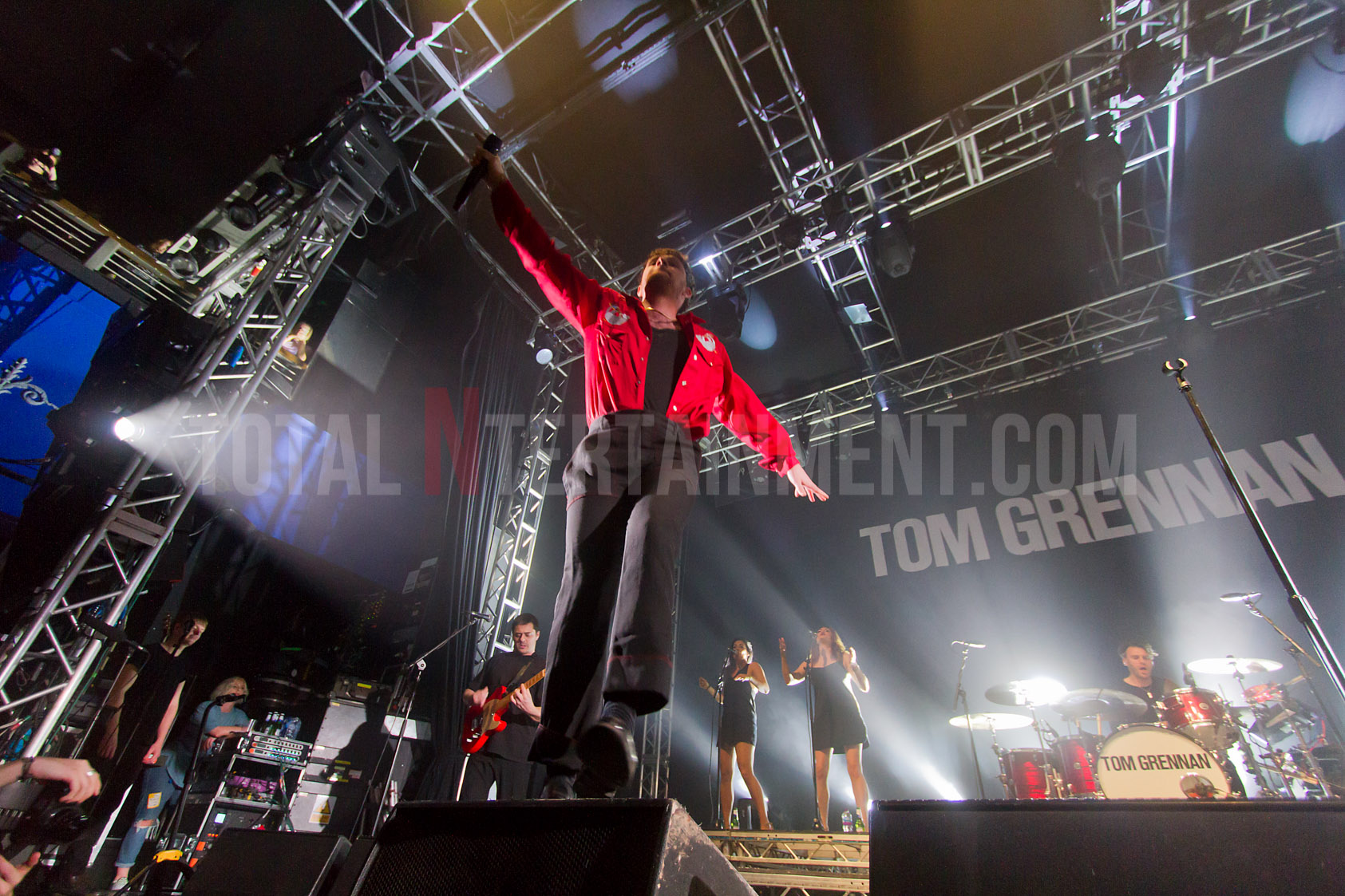 Tom Grennan, Leeds, Jo Forrest, TotalNtertainment, O2 Academy, Review