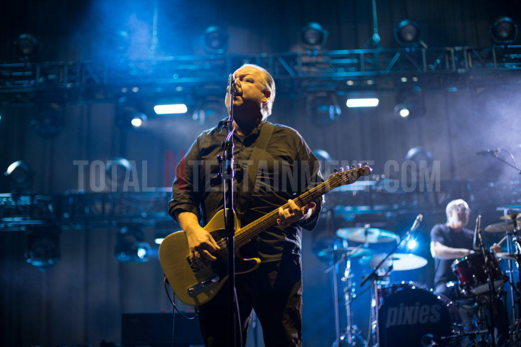 Pixies, Manchester, Review, TotalNtertainment, Music, Christopher James Ryan