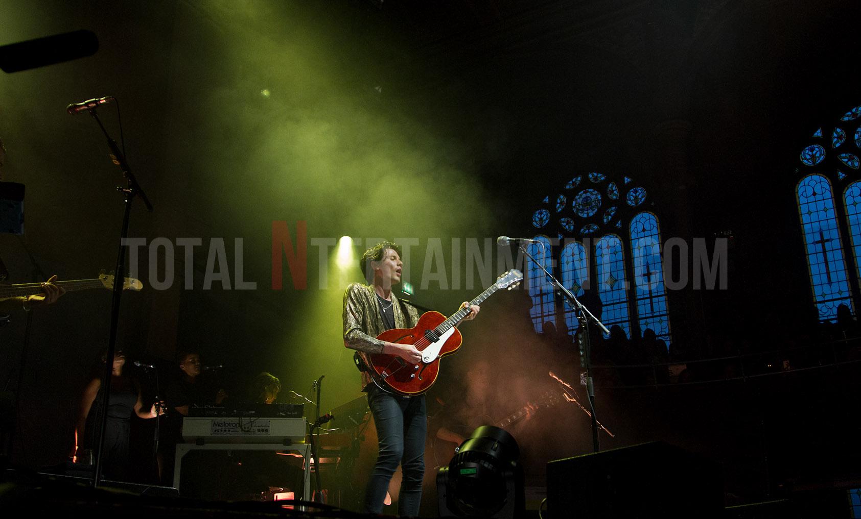 James Bay, Manchester, Albert Hall, Jo Forrest, Totalntertainment, Live, tour