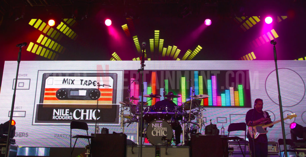 Nile Rogers, Music, Jo Forrest, Haydock Racecourse, TotalNtertainment, Review