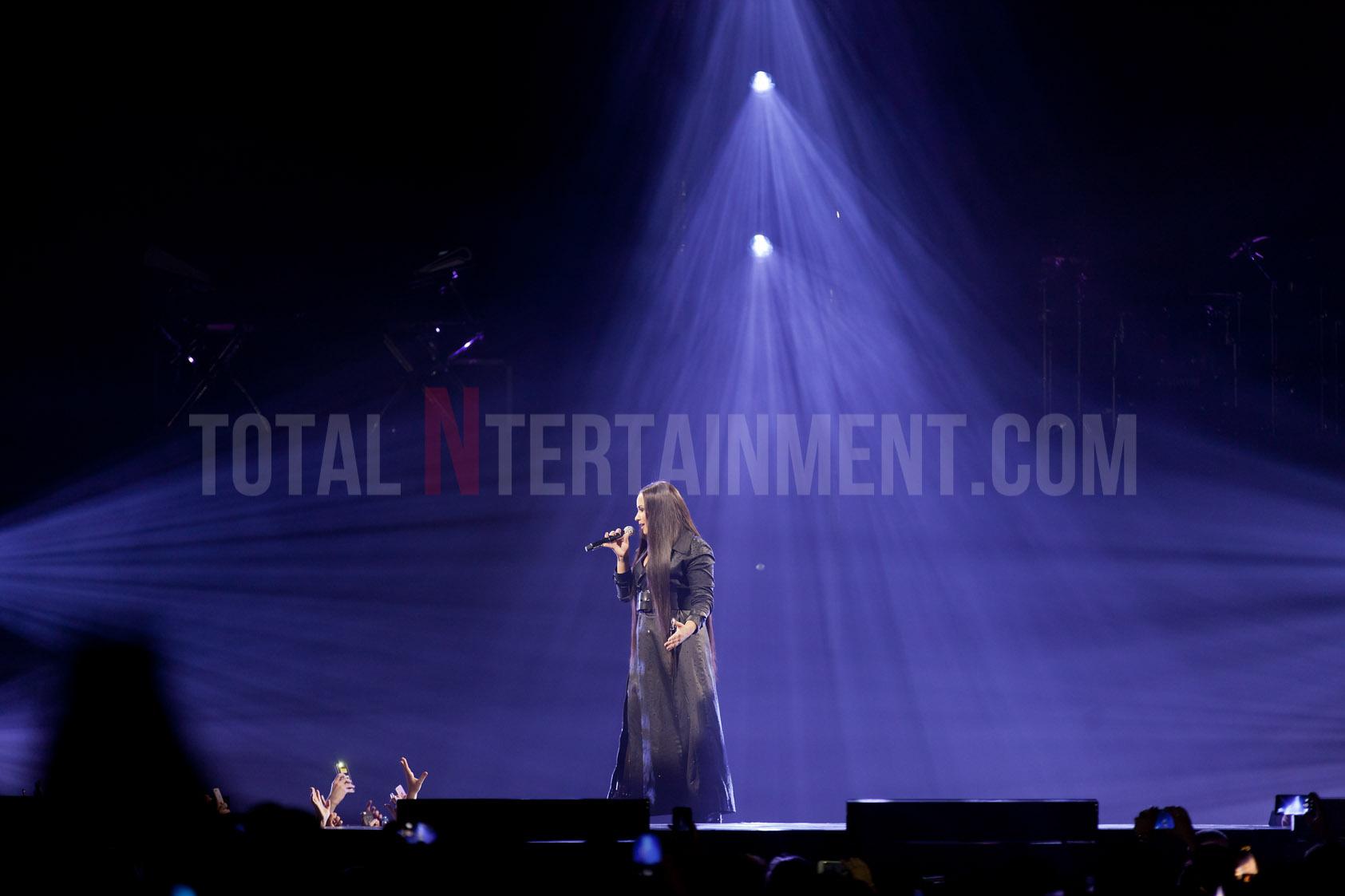 Demi Lovato, Jo Forrest, Tour, TotalNtertainment, Manchester, Singer