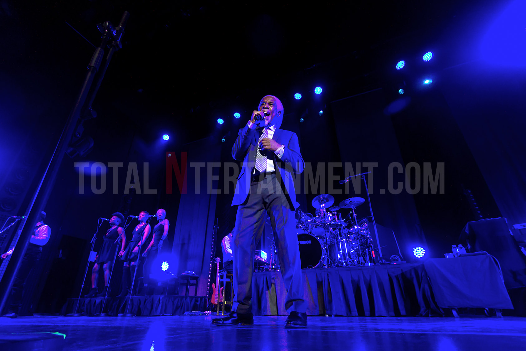 Billy Ocean, Harrogate, Convention Centre, Jo Forrest, Review, TotalNtertainment