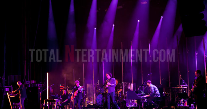 Snow Patrol put on intimate show in Manchester