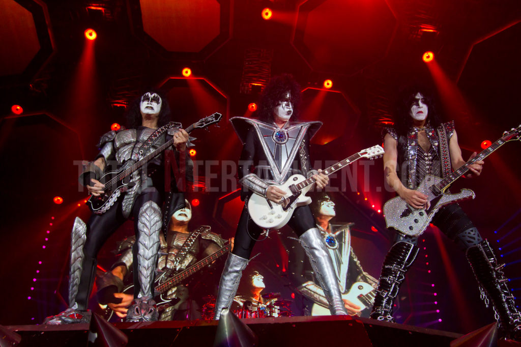 KiSS, Newcastle Arena, Music, Jo Forrest, Review, TotalNtertainment,