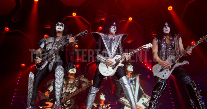 KiSS say a final explosive farewell to Newcastle