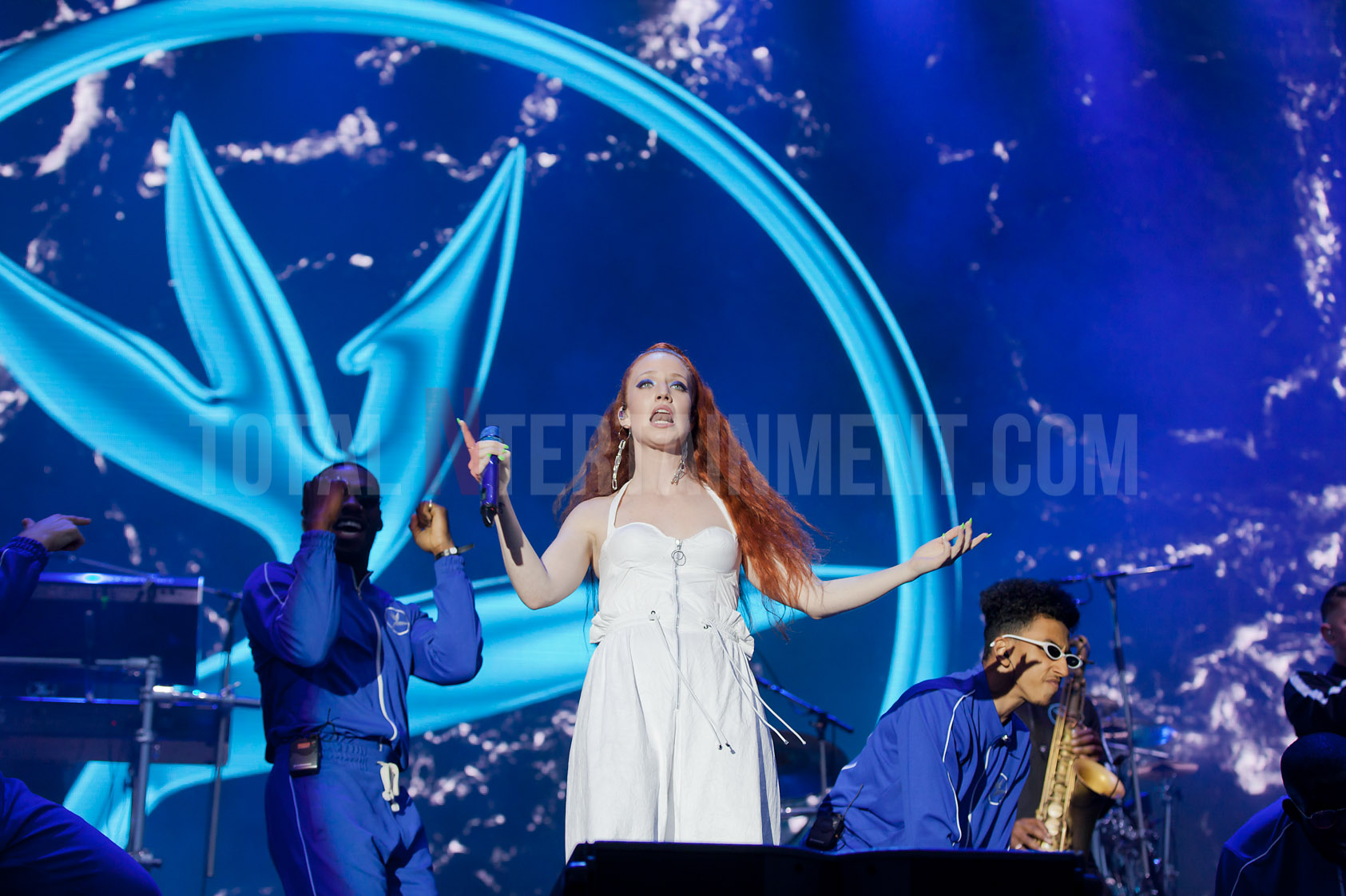 Jess Glynne, Fusion Festival, Jo Forrest, review, TotalNtertainment, Liverpool