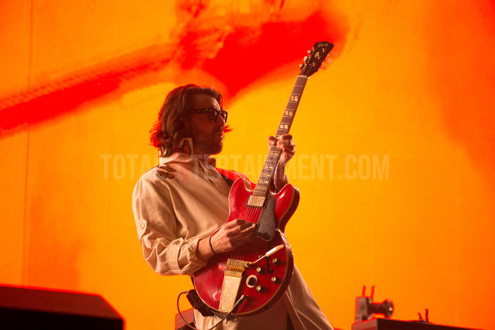 The Courteeners, Music, Live Event, Old Trafford, Manchester, TotalNtertainment, Christopher James Ryan