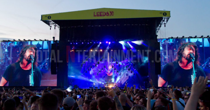 90,000 Fans Enjoy 3 Days of Rock and Pop's Biggest Names at Leeds Festival