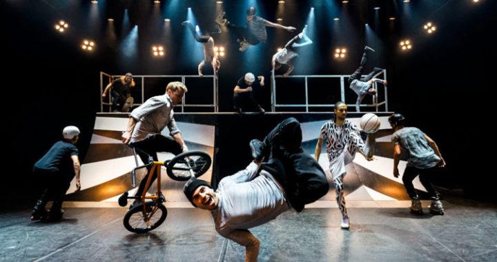 ISH Dance Collective at Edinburgh Festival Fringe 2019