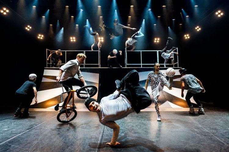 ISH Dance Collective, Edinburgh Fringe, TotalNtertainment, Festival, Theatre, Dance