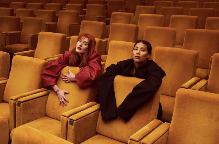 Icona Pop, Music, New SIngle, TotalNtertainment, Feels In My Body