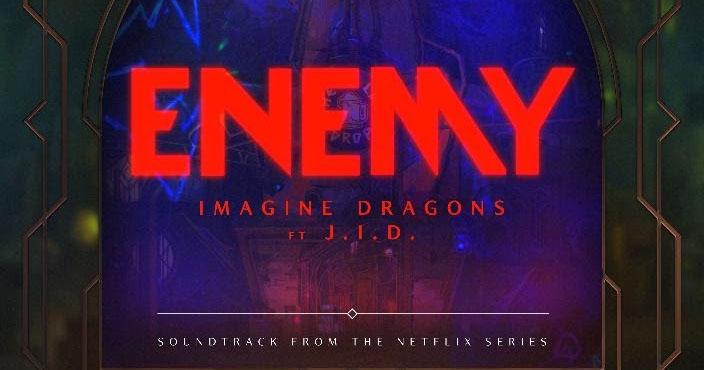 Imagine Dragons, JID, Music News, New Single, Enemy