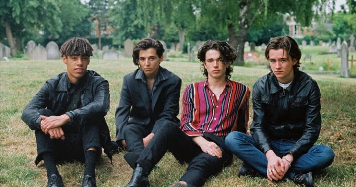 Dublin Quartet Inhaler release 'Falling In'