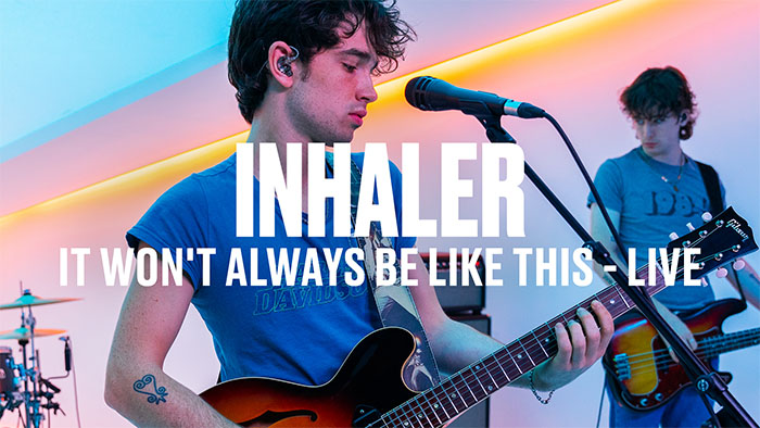 Inhaler, Music, Vevo, DSCVR, TotalNtertainment