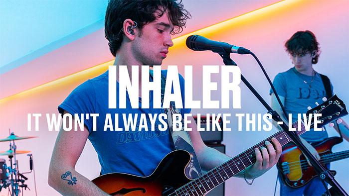 Inhaler, Music, Vevo, DSCVR, TotalNtertainment