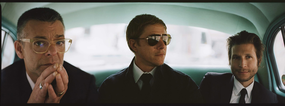 Interpol, World Tour, Manchester, TotalNtertainment