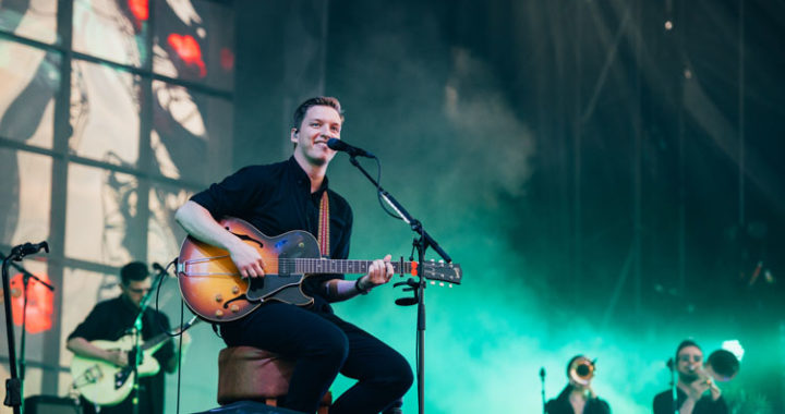 Isle of Wights Saturday highlights with George Ezra