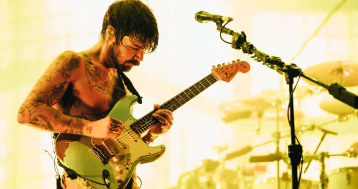 Biffy Clyro closes the Isle of Wight festival 2019