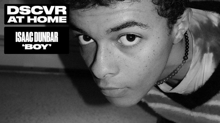 Isaac Dunbar, New SIngle, Vevo, Boy, DSCVR