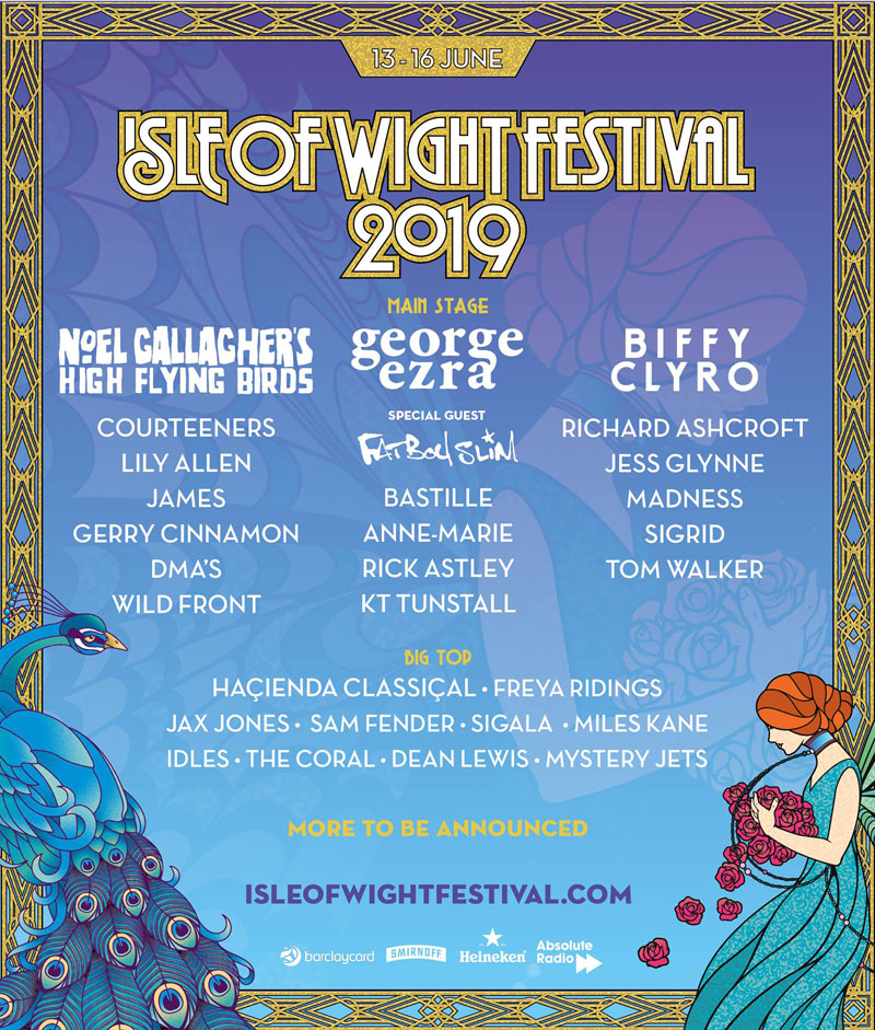 Isle of Wight, Festival, TotalNtertainment, Music,