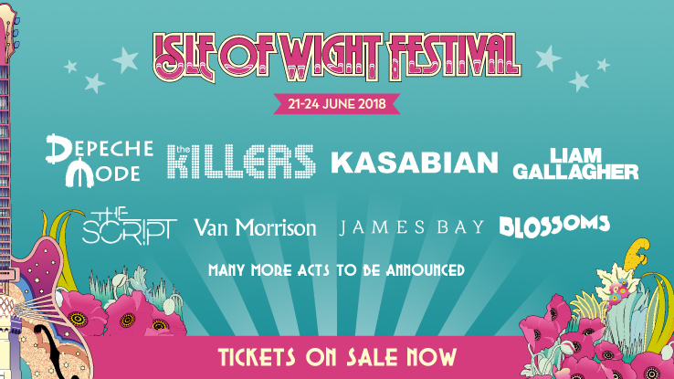 Isle Of Wight Festival open 'New Blood' competition at this years festival