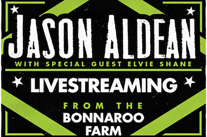 Jason Aldean, Music, Live Stream, Country, TotalNtertainment