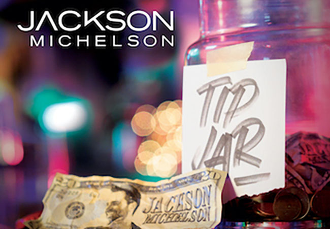 Jackson Michelson, Tip Jar, Music, Country, TotalNtertainment, New Release
