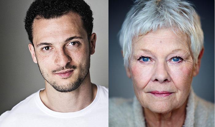 Dame Judi Dench, Jamael Westman, Theatre News, TotalNtertainment, Polka Theatre