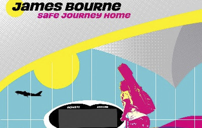 James Bourne, Music, New Album, Safe Journey Home, TotalNtertainment
