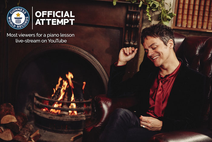 Jamie Cullum, Music, New Album, The Pianoman at Christmas,