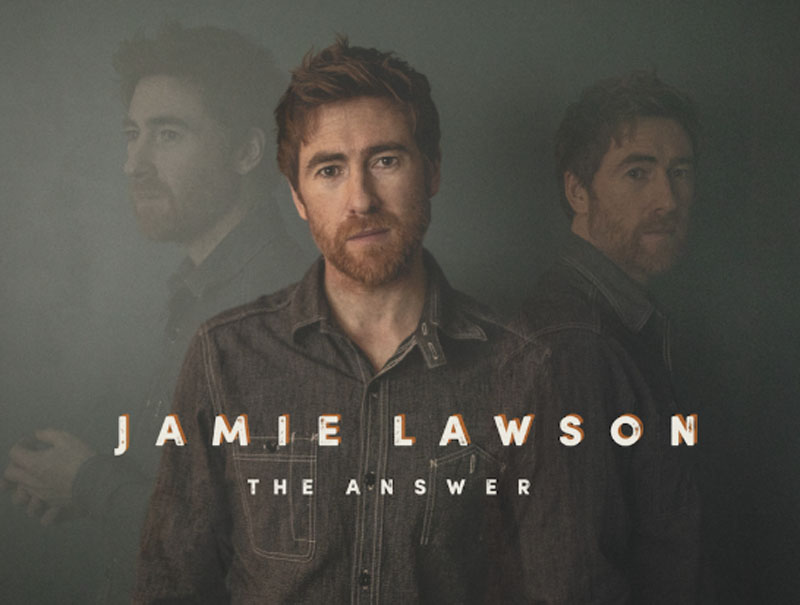 Jamie Lawson, New Single, TotalNtertainment, Music, Manchester, Tour