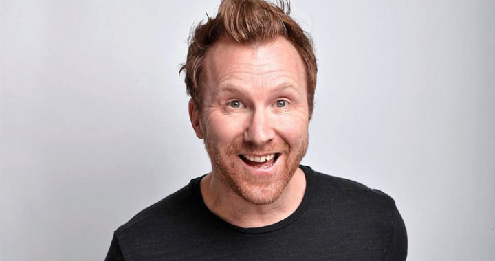Jason Byrne  'Audience Precipitation' tour 2021