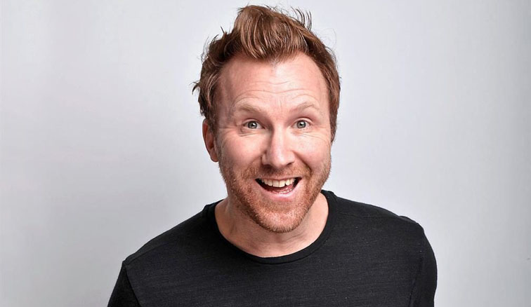 Jason Byrne, Tour, Edinburgh Fringe, Festival, TotalNtertainment, Comedy